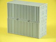 A-Line Ho #25510 20' Corrugated Containers 2-Panel Sides/Corrugated Doors