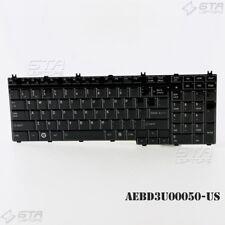 Original Laptop Keyboard for TOSHIBA Satellite P305 P/N AEBD3U00050-US