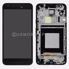 Google Pixel Phone Nexus S1 LCD Screen Digitizer and Bezel Frame, Quite Black