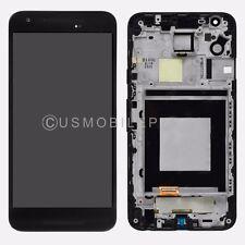 Google Pixel Phone Nexus S1 LCD Screen Digitizer and Bezel Frame, Quite Black