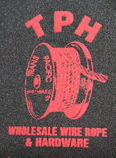 Trans Pacific Hardware TPH Wholesale Wire Rope Mens Hat Cap Snap Back
