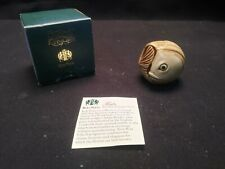 """Rare - Vintage Marble Roly Polys Harmony Kingdom """"Fats"""" Discontinued """"Retired"""""""