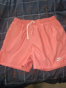Men's L Nike Pink Athletic Shorts (New Without tags)