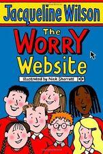 The Worry Website,Jacqueline Wilson, Nick Sharratt
