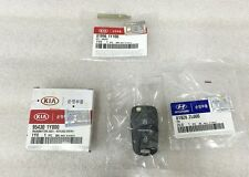 For Kia Picanto Morning 2011-2012 OEM Keyless Entry Remote Control Folding Key