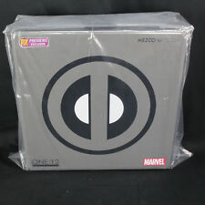 Mezco Toys 1:12 Scale Deadpool Action Figure PX Exclusive One:12 Marvel X-Force