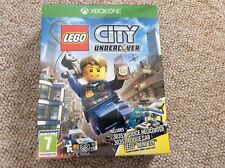 Lego City Undercover Xbox One Limited Edition New