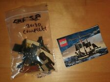 LEGO Pirates of the Caribbean 30130 Mini Black Pearl Polybag Complete