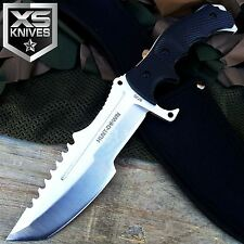 "11"" COUNTER-STRIKE CSGO Hunting Combat Tactical Military HUNTSMAN KNIFE"