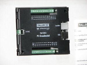 Faller 161351 Car System PC-Grundmodul OVP RS2915