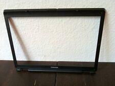 "Toshiba L300D Displayrahmen V000130020 Bezel / LCD TOP COVER ASSY, 15.4"" Schwarz"