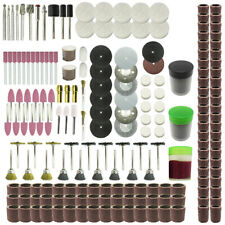 217 Pcs Dremel Rotary Tool Accessories Bit Set For Polishing Grinding Sanding