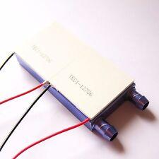 TEC1-12706 Peltier TEC Cooler 82*40mm Liquid Cooling Block Heatsink DIY Warm W44