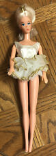 Vintage Ballerina Barbie Doll With Gold Crown Mod Era 1976