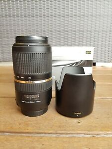 Tamron SP 70-300mm f/4.0-5.6 Di VC USD A005 Lens for Sony A Mount