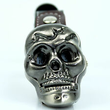 Men's Boy's Youngster's  Funky Skull Cool Designer Stylish Wrist Watch