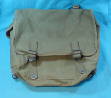 WWII US ARMY MARINES MUSETTE BAG