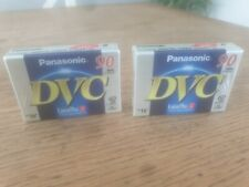 Panasonic 60/90 Mini Digital Video Casette X2 (New Sealed)