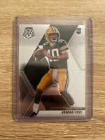 2020 Panini Mosaic Jordan Love Base Rookie Card #211