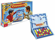 CONNECT 4 HASBRO BRAND NEW SEALED GENUINE U-BUILD VERSION 2010 AGE 6+ YEARS