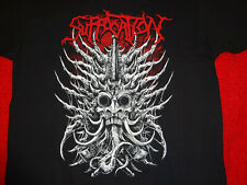 Suffocation Shirt TS L Import Death Metal Devourment