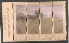 2003   ALAND  -  SG  229 / 232  -  LANDSCAPE IN SUMMER  -  UMM
