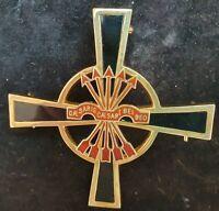 España Condecoración Orden Imperial del Yugo y las Flechas 1943 Gran Cruz