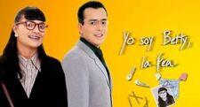 NOVELA COLOMBIANA,YO SOY BETTY LA FEA Y ECOMODA 38 DVDS