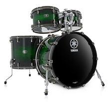 Yamaha Live Custom Drum Kit Shell Pack, Emerald Shadow Sunburst