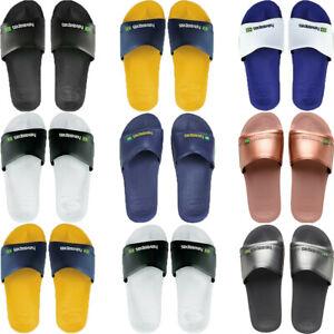Havaianas Brasil Mens Sliders Flip Flops Womens Sandals Pool Beach Slides Shoes