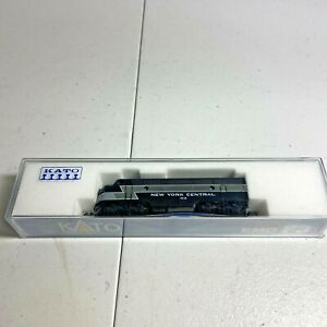 Kato n Scale EMD F3 F3-A Phase II NYC # 176-077 in package