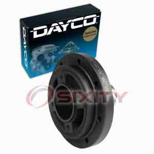 Dayco Engine Harmonic Balancer for 1989-1993 Ford Thunderbird 3.8L V6 yx