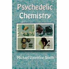 Psychedelic Chemistry, Smith, Michael Valentine, New, Paperback