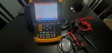 Fluke scopemeter 199c