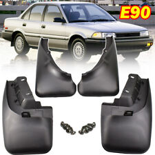 Set For Toyota Corolla E90 AE92 1988-1992 Mud Flaps Splash Guards Mudguards