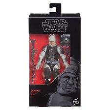 STAR WARS - Black Series - 6 Inch: BS74: Dengar (Bounty Hunter) - selten