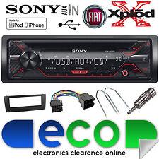 Fiat Grande Punto 05-15 CDX-G1200U CD MP3 USB AUX IN Radio Stereo Auto (Refurb) BK