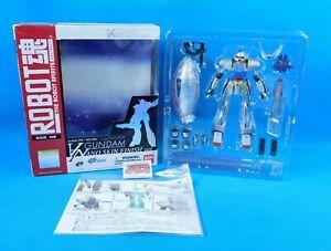Turn A Gundam Nano Skin Finish The Robot Spirits Side MS Bandai Complete in Box