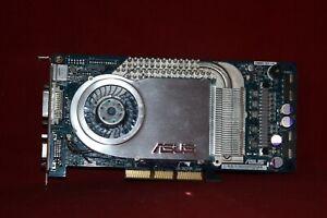 ASUS Nvidia GeForce 6800GT 256MB 256BIT GDDR3, AGP Graphics Card