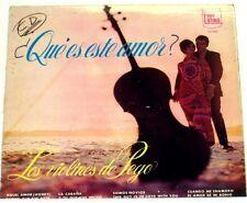 Los Violines de Pego   Que Este Amor?    LP
