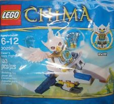 Lego 30250 Chima Ewar's Acro Fighter with 1 minifigures 33 pieces NEW
