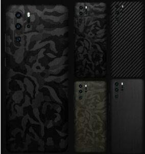 Huawei P20, P30 P40 Pro Mate 30 Pro Skin Sticker Foil Case Sticker Wrap