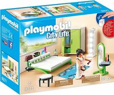 Playmobil City Life 9271. Dormitorio de la casa moderna. A partir de 4 años