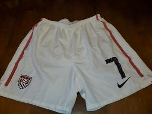 USMNT Nike official match shorts worn by DaMarcus Beasley #7 year 2011