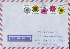 SINGAPORE nice cover to Belgium 1976