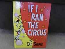 Dr Seuss Books - If I Ran A Circus