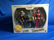 Marvel Legends Series Storm and Marvel's Thunderbird 2 pk
