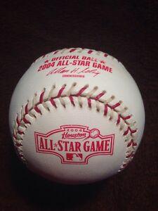 RAWLINGS 2004 OFFICIAL All-Star Game BASEBALL- ONLY ORIGINAL BALL- ORIGINAL BOX