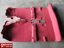 JDM 02 05 Honda Civic Type R CTR  EP3 RHD Hatchback 3 Door Floor Red Carpet