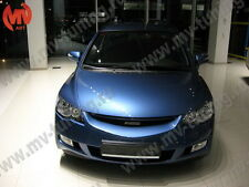 Front Grill Mugen Style Honda Civic 4D Sedan prefacelift 8th gen 2006-2008
